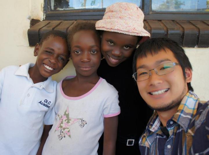 キウイカントリーの2代目が青年海外協力隊の記事に掲載されました!!
