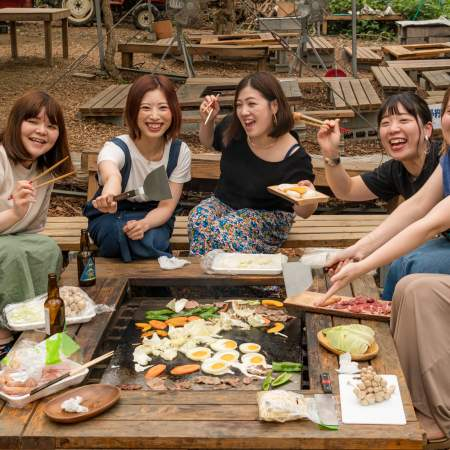 「BBQ (Just bring yourself)」画像3