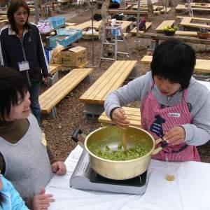 「Kiwi jam making」画像2