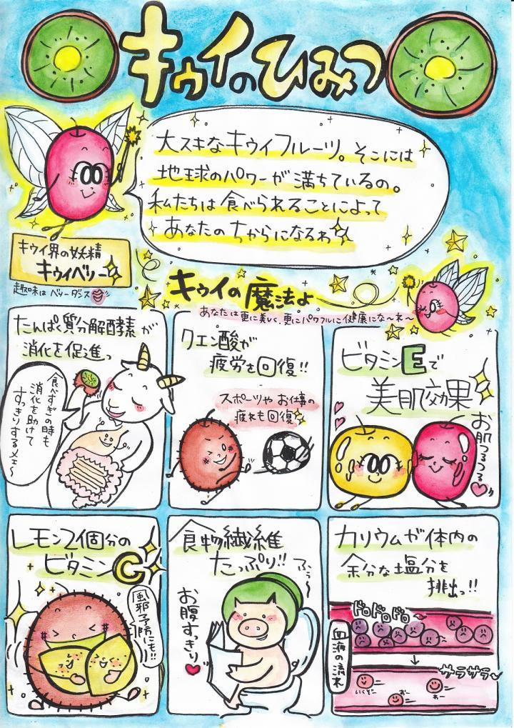 「キウイおばさんの作るキウイ丸太パンケーキ&ジャムセット」商品写真 3