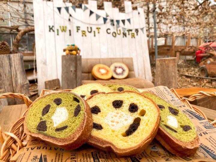 「キウイおばさんの作るキウイパン&ジャムセット」商品写真 2