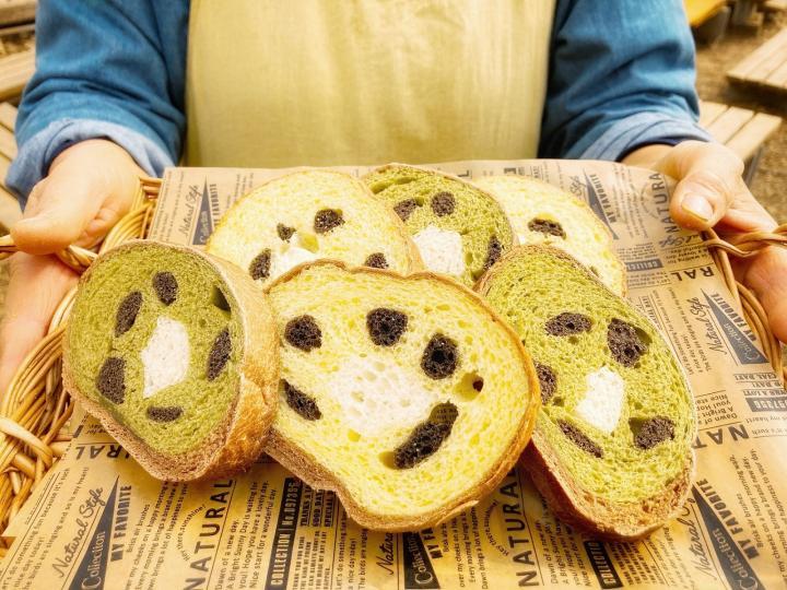 「キウイおばさんの作るキウイパン&ジャムセット」商品写真 4