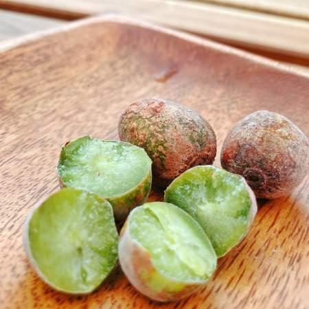 「【酸っぱい冷凍キウイ】ミオイノシトールを含んだB級品ベビーキウイの詰め合わせ」商品写真サムネイル